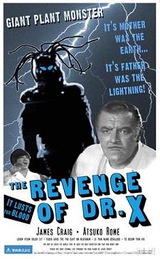 revenge of doctor x