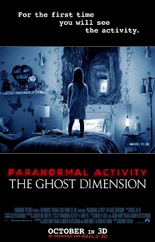 Movie Review PARANORMAL ACTIVITY The Ghost Dimension