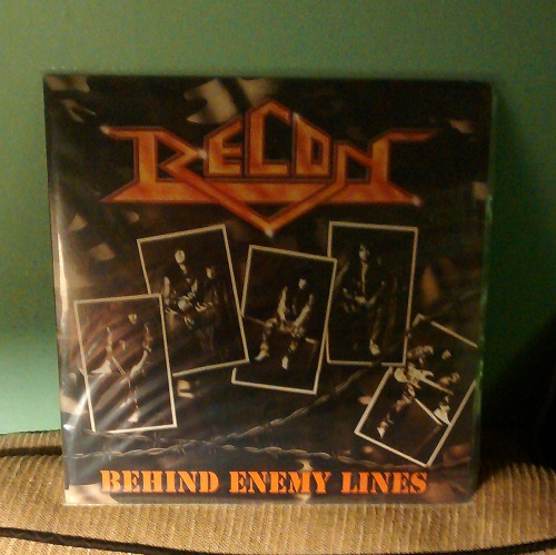 recon - behind enemy lines