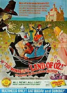 wonderful land of oz