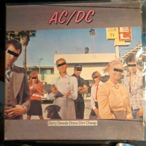 acdc - dirty deeds done dirt cheep