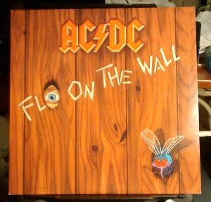 acdc - fly on the wall