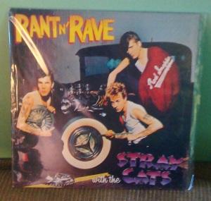 stray cats - rant + rave