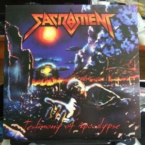 sacrament - testimony of apocalypse