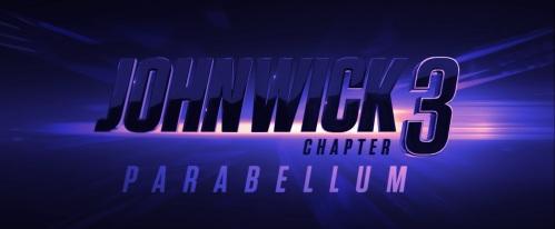 john wick 3 banner
