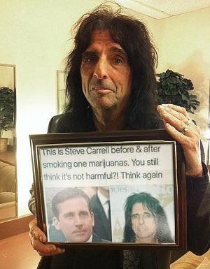 alice cooper steve carrell marijuanas